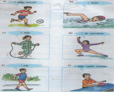 giai bai tap tieng anh 6 unit 12 sports and pastimes 1 - Giải bài tập Tiếng Anh 6 Unit 12: Sports and Pastimes